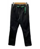 ()の古着「クールマックスニットNNパンツ」 ブラック