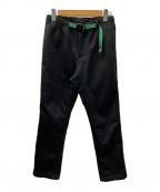 GRAMICCI×BEAMS(グラミチ×ビームス)の古着「クールマックスニットNNパンツ」 ブラック