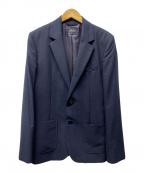 A.P.C.(アーペーセー)の古着「テーラードジャケット」 ネイビー