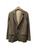()の古着「ウォームジャケット」|ブラウン