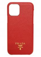 PRADA(プラダ)の古着「iPhoneケース 11 PRO サフィアーノ」