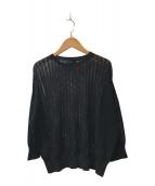 ()の古着「Icy Cotton Verlina C」|ブラック