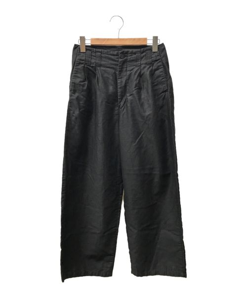 amachi(アマチ)amachi (アマチ) Elevation Pants ブラック サイズ:4の古着・服飾アイテム