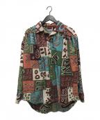 AiE(エーアイイー)の古着「Painter Shirt」 ブラウン