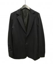 Edwina Horl (エドウィナ ホール) テーラードジャケット ネイビー サイズ:S EH39J-DU01