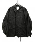 Mr.Gentleman(ミスタージェントルマン)の古着「FIELD JACKET」|ブラック