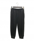 Y-3(ワイスリー)の古着「3 STRIPES TRACK PANT」|ブラック