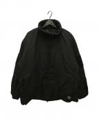 flagstuff(フラグスタフ)の古着「ダウンジャケット」|ブラック