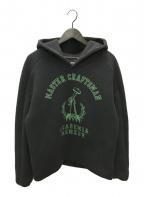RAF SIMONS(ラフシモンズ)の古着「Master Craftsman Sweater」|ブラック