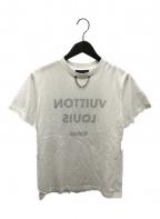 LOUIS VUITTON(ルイ ヴィトン)の古着「チェーンモチーフカットソー」 ホワイト