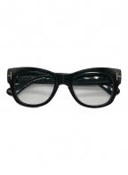 TOM FORD(トムフォード)の古着「伊達眼鏡」 ブラック