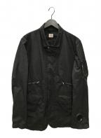 C.P COMPANY(シーピーカンパニー)の古着「シャツジャケット」|ブラック