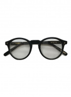 IL BISONTE(イルビゾンテ)の古着「眼鏡」|ブラック