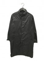 BEST PACK(ベストパック)の古着「Nylon Ripstop Travel Coat」|ブラック