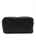 LORINZA(ロリンザ)の古着「Leather Shoulder Pouch」|ブラック