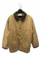 L.L.Bean(エルエルビーン)の古着「ヴィンテージハンティングジャケット」 ベージュ