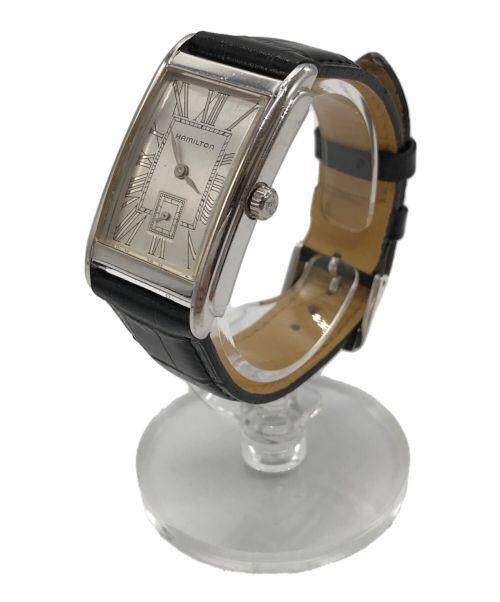 HAMILTON(ハミルトン)HAMILTON (ハミルトン) 腕時計 サイズ:FREEの古着・服飾アイテム