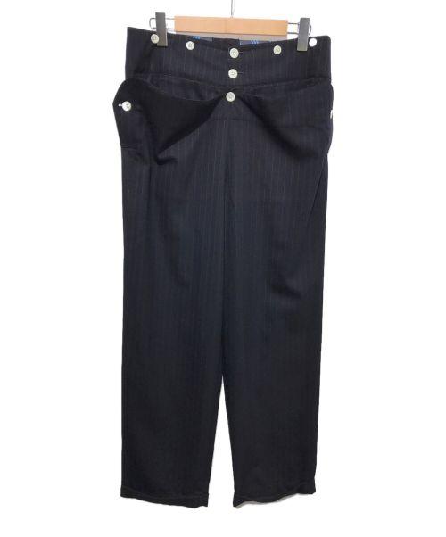 SUN/kakke(サンカッケイ)SUN/kakke (サンカッケイ) SAIL WS ブラック サイズ:Sの古着・服飾アイテム