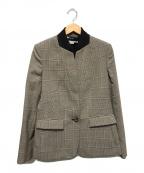 STELLA McCARTNEY(ステラマッカートニー)の古着「フルールジャケット」|グレー