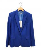 STELLA McCARTNEY(ステラマッカートニー)の古着「イングリッド ジャケット」|ブルー