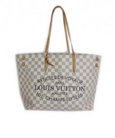 LOUIS VUITTON(ルイヴィトン)の古着「トートバッグ」|アイボリー