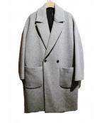 MSGM(エムエスジーエム)の古着「コート」|グレー
