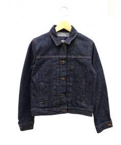 FRAMe WORK(フレームワーク)の古着「デニムGジャン」|インディゴ