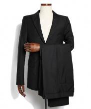 ALEXANDER McQUEEN(アレキサンダーマックイーン)の古着「タキシードスーツ」|ブラック