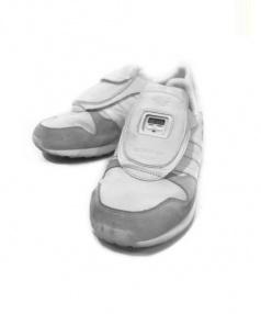 adidas originals by HYKE(アディダスオリジナルスバイハイク)の古着「スニーカー MICROPACER」|ホワイト
