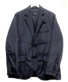 DAKS LONDON(ダックス)の古着「ダウンジャケット」|ブラック