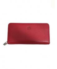 LOEWE(ロエベ)の古着「長財布」|ピンク