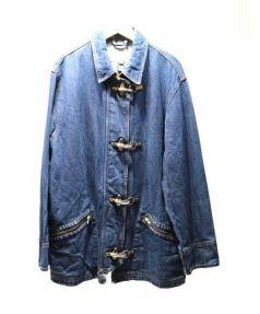 LAURENRALPHLAUREN(ローレン ラルフローレン)の古着「デニムジャケット」|インディゴ
