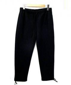 Ron Herman(ロンハーマン)の古着「ヘリンボーンイージーパンツ」|ブラック