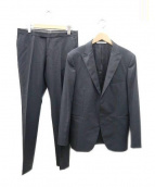 TAGLIATORE(タリアトーレ)の古着「1Bタキシードスーツ」|ブラック