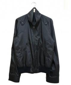 DIOR HOMME(ディオールオム)の古着「ナイロンジャケット」|ブラック