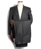 COMME des GARCONS(コムデギャルソン)の古着「2Bスーツ」|チャコールグレー