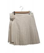 Salvatore Ferragamo(サルヴァトーレ フェラガモ)の古着「プリーツスカート」