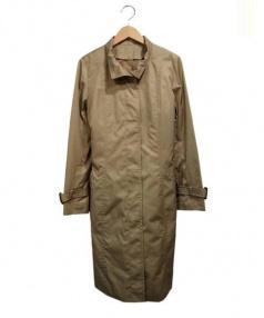 UNITED ARROWS(ユナイテッド アローズ)の古着「ライナー付スタンドカラーコート」 ベージュ