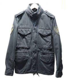 DENIM & SUPPLY RALPH LAUREN(デニム&サプライ ラルフローレン)の古着「M65ジャケット」|ブラック