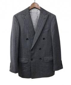 Brilla per il gusto(ブリッラ ペル イル グスト)の古着「ダブルセットアップスーツ」|グレー
