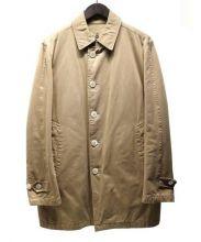 EDIFICE(エディフィス)の古着「ガーメントダイライナー付コート」|ベージュ