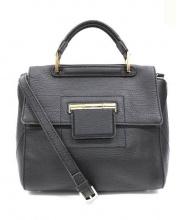 FURLA(フルラ)の古着「2WAYショルダーバッグ」|ブラック