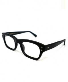 moscot(モスコット)の古着「伊達眼鏡」|ブラック