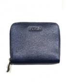 FURLA(フルラ)の古着「財布」|ネイビー