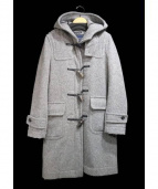 HARNOLD BROOK(アーノルドブルック)の古着「ダッフルコート」|グレー
