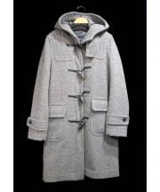 HARNOLD BROOK(アーノルドブルック)の古着「ダッフルコート」 グレー