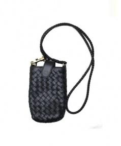 BOTTEGA VENETA(ボッテガベネタ)の古着「シガレットケース」|ブラック
