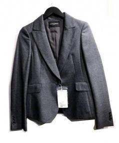 UNITED ARROWS(ユナイテッド アローズ)の古着「テーラードジャケット」|ミッドグレー