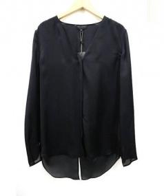 RAG & BONE(ラグ アンド ボーン)の古着「シルクブラウス」|ブラック