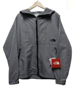 THE NORTH FACE(ザノースフェイス)の古着「ノヴェルティコンパクトジャケット」 ブラック